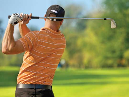 Tips to improve your swing